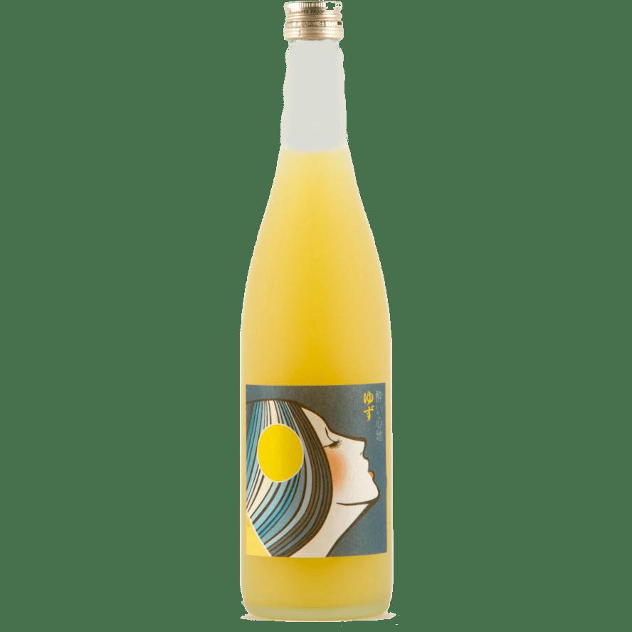 Yuzu sake